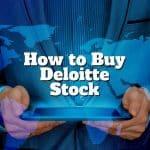how to buy deloitte stock